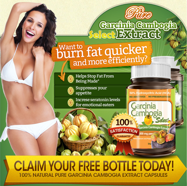100% Pure Garcinia Cambogia Extract Breaks Weight Loss Records