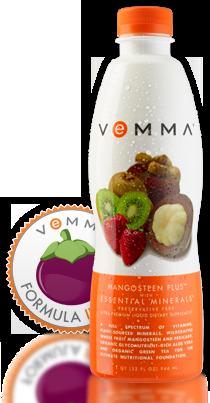 Vemma product, Vemma Formula Inside